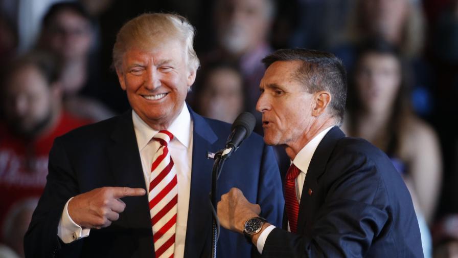 Тръмп помилва бившия си съветник Майкъл Флин