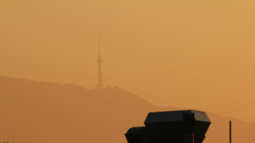 Опасно мръсен въздух на няколко места в България
