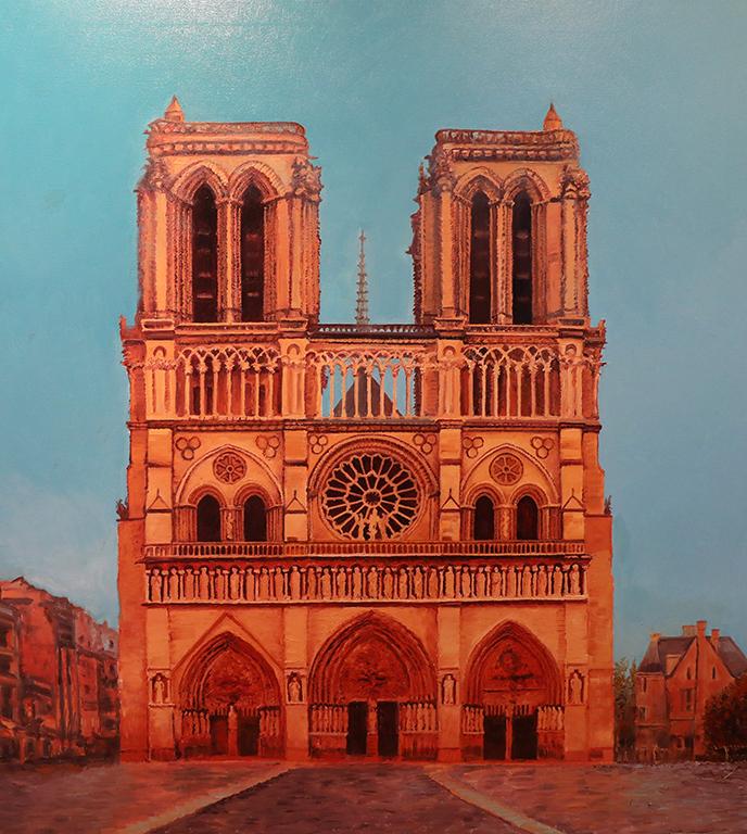 <p>Роман Гуманюк, &bdquo;Нотърдам дьо Пари, Франция&rdquo;</p>