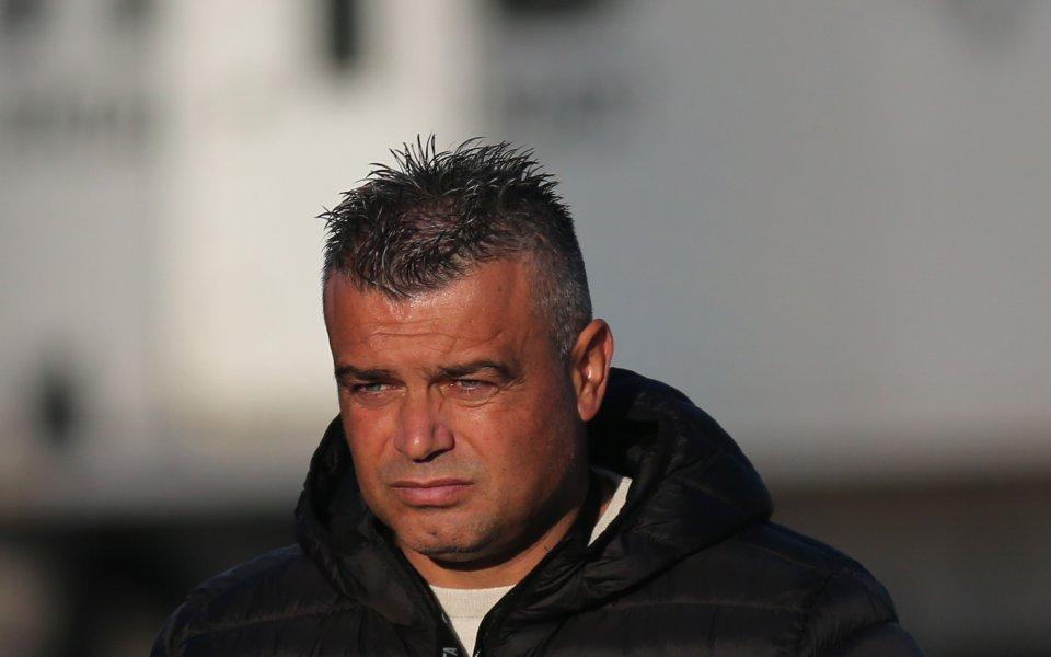 Старши треньорът на Септември Симитли Тодор Киселичков сподели след загубата