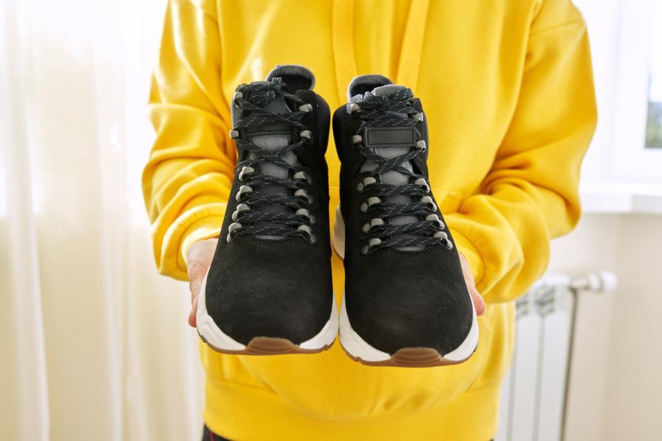 обувки зима мода