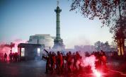 <p>Франция: Хиляди на протест срещу полицейското насилие</p>