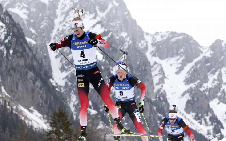 Норвежец спечели спринта в Контиолахти