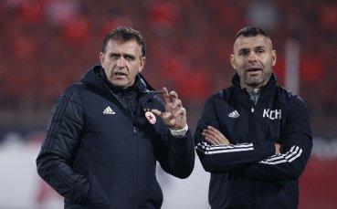 В ЦСКА искат трима нови през зимата