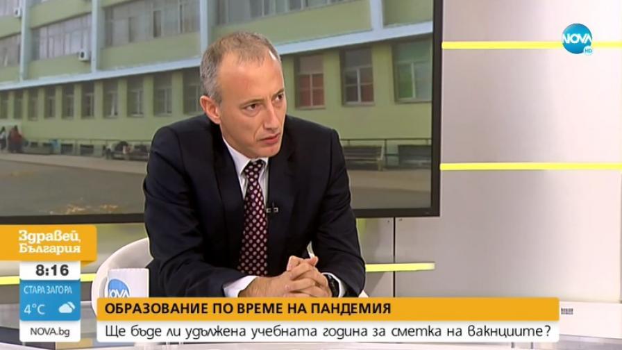 Министър Вълчев съобщи как ще започне вторият срок за различните класове