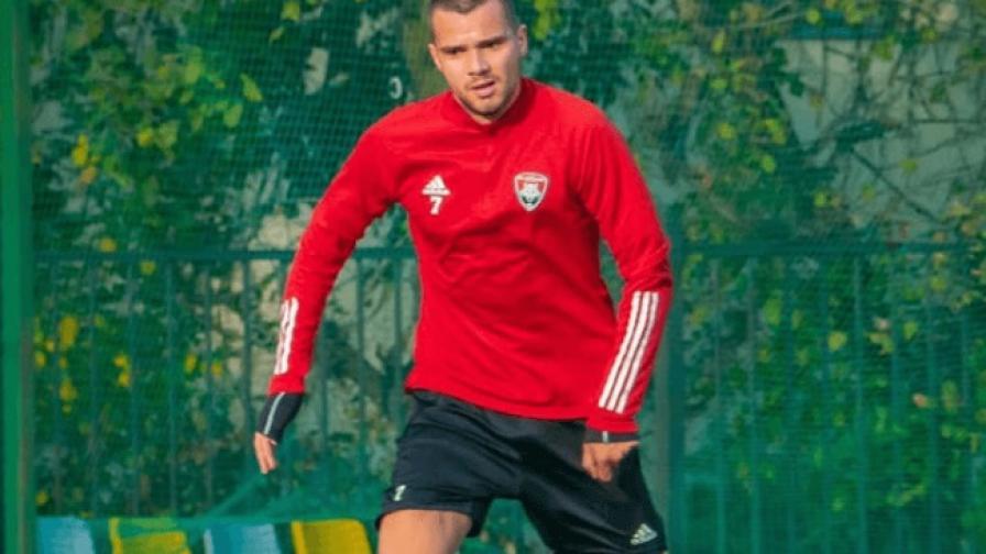 Алекс Колев