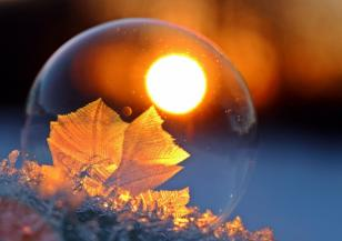 Слънчево и снежно на 1 декември