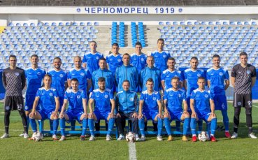 Черноморец с 6 контроли, най-престижната е с Локо Пловдив