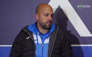 Михайлов: Казах на момчетата, че искам пет победи, първата вече е факт