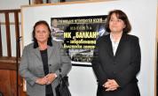 Кметът на Мездра благодари на Маргарита Домусчиева за направено от нея дарение