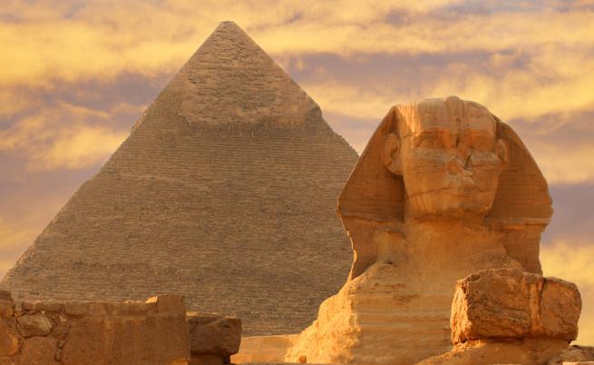 Училището е по-старо от пирамидите