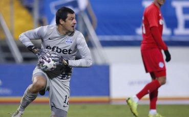 Караджов: Хубаво е да победиш Левски на Герена с червения екип