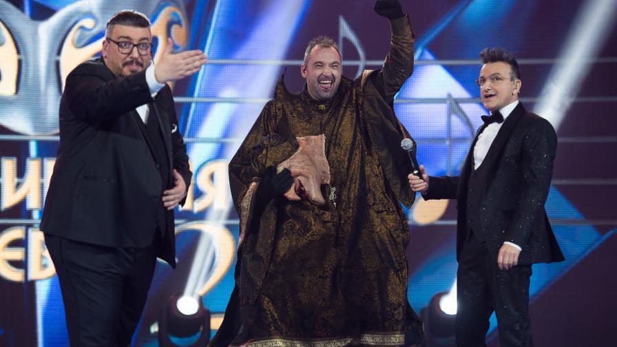 """Боби Турбото е големият победител в """"Маскираният певец"""""""