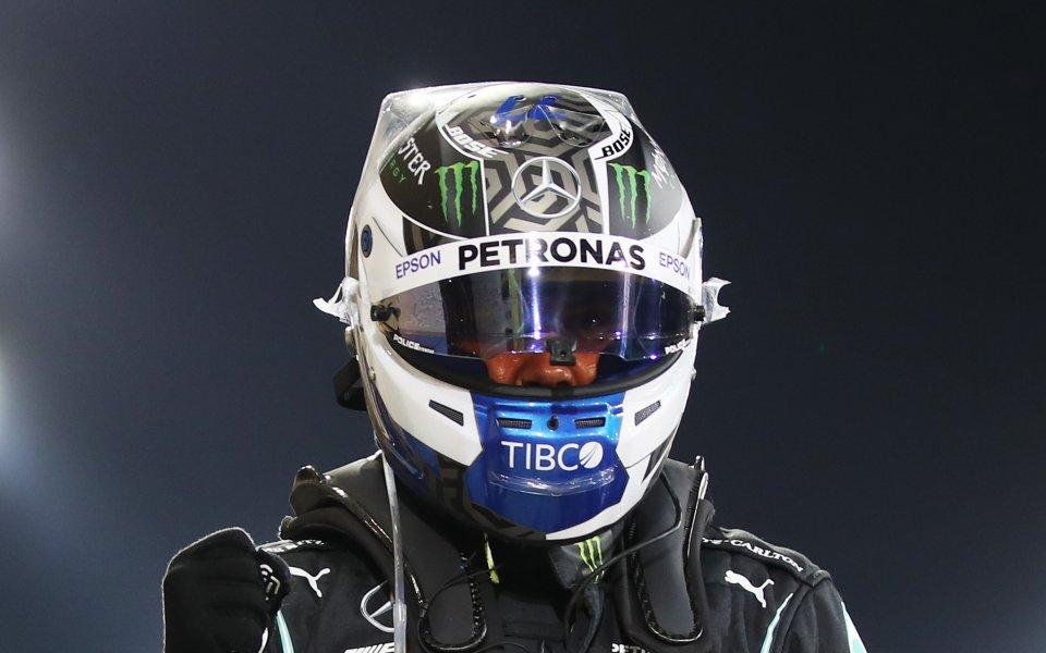 Валтери Ботас даде най-добро време в първата сесия на пистата