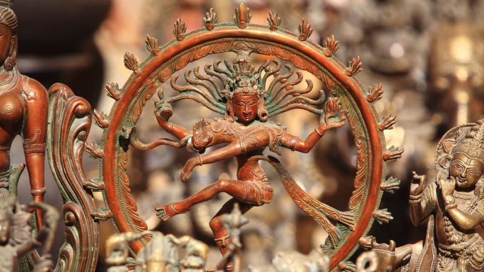 мистично хинду Индия божество религия астрология