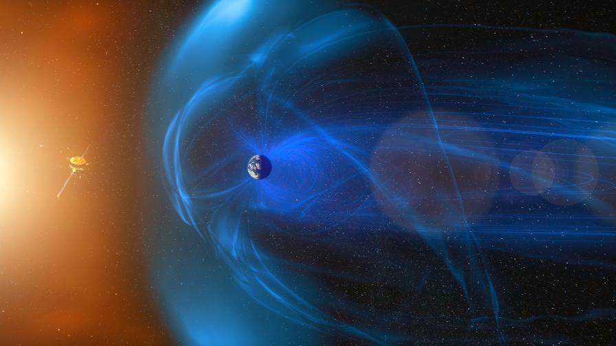 Мощна геомагнитна буря обхваща Земята