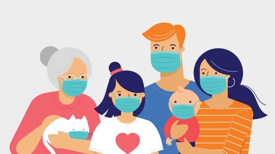 Как да съхраним семейната идилия по време на пандемия