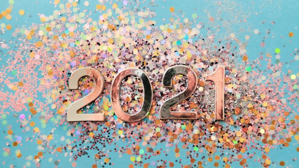 2021 нова година