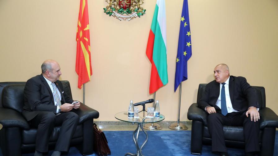 Борисов към Бучковски: Може да се намерят решения