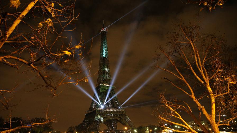 Франция с комендантски час от 15 декември