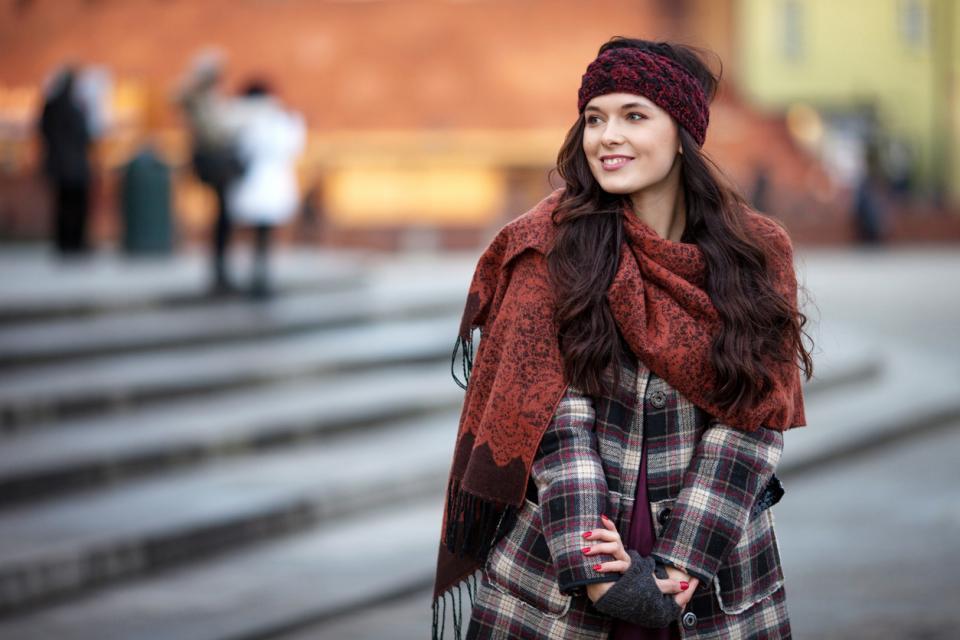 шалове зима