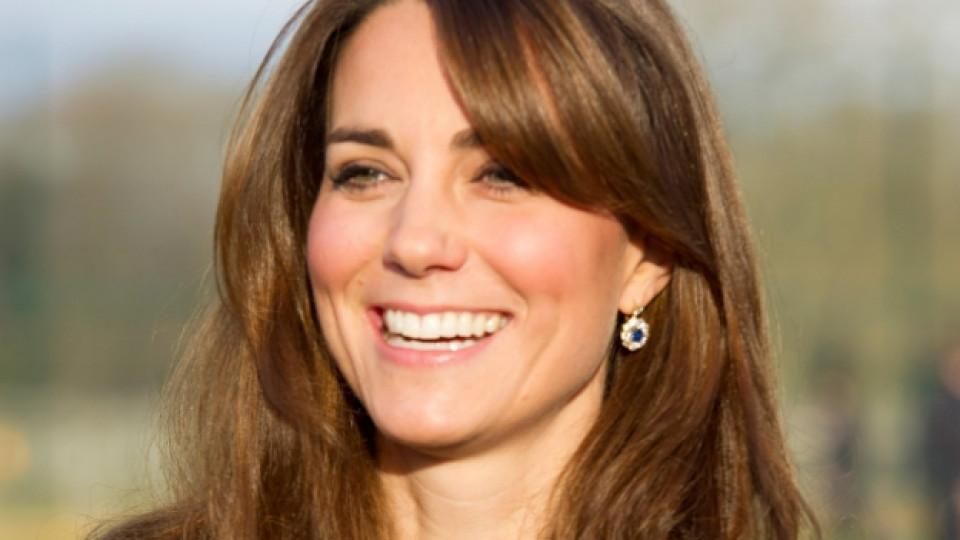 Херцогинята на Кеймбридж често оглавява английските светски класации за най-хубава усмивка и прическа