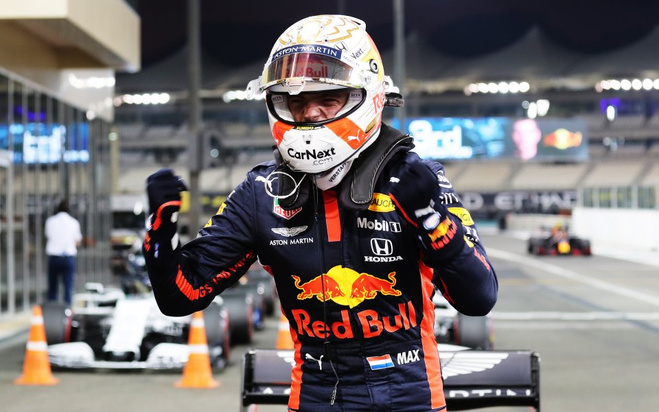 Пилотът на Ред Бул Макс Ферстапен спечели епичната квалификация в