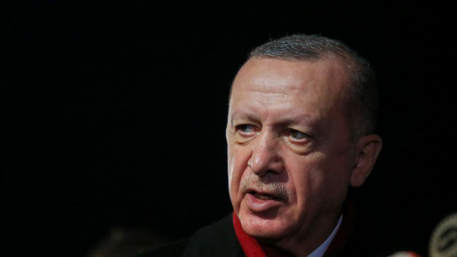 Турция: Стихотворение на Ердоган изплаши Иран