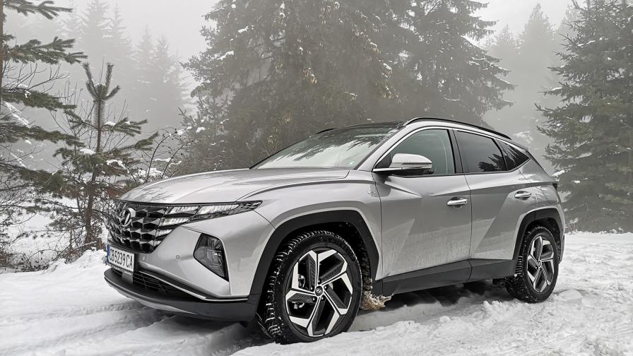 <p>Новият Hyundai Tucson е призван да впечатлява <strong>(тест драйв)</strong></p>