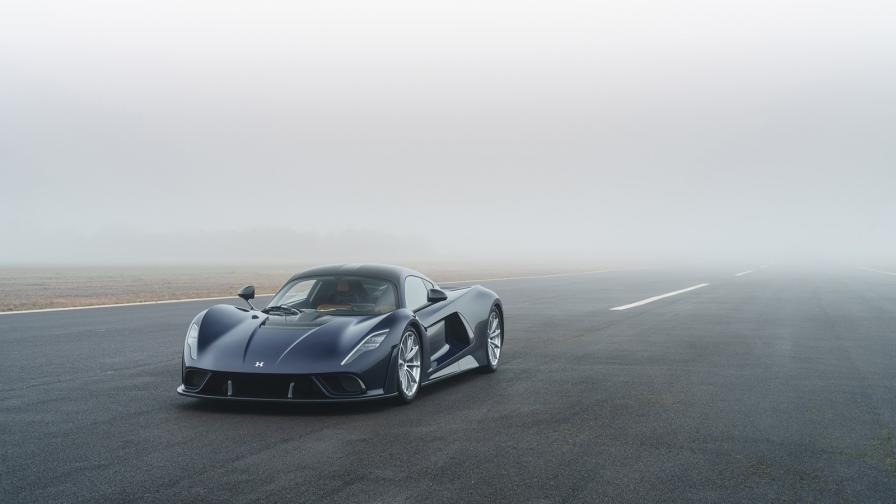 <p>Hennessey Venom F5 идва с една задача: +500 км/ч</p>