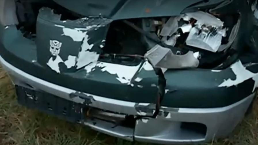 Шофьор след сблъсък с кон: Собственикът извади нож да го убие