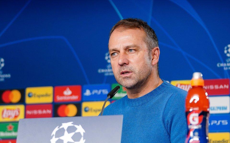 Наставникът на Байерн Мюнхен Ханзи Флик коментира победата на Юрген