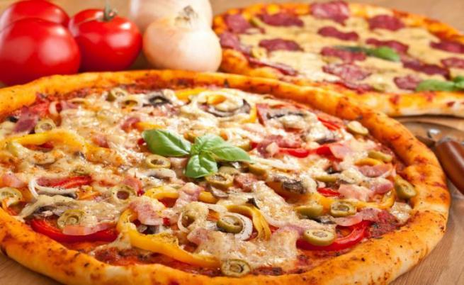 Каква е разликата между италианската пица и фокача?
