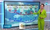 Прогноза за времето (29.12.2020 - централна емисия)