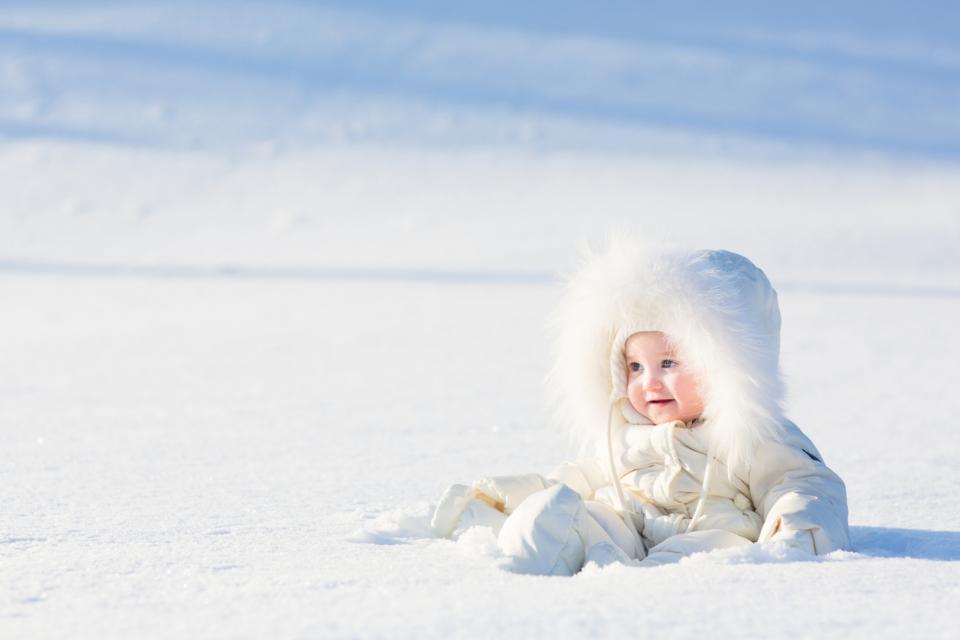 бебе зима