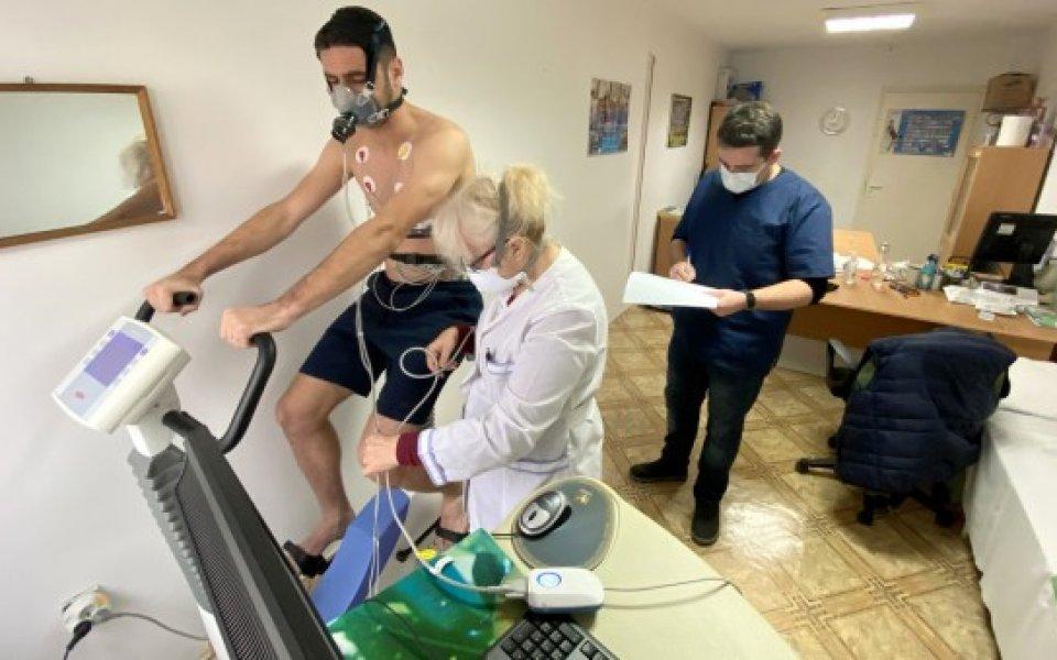 Футболистите на Черно море минаха медицински изследвания