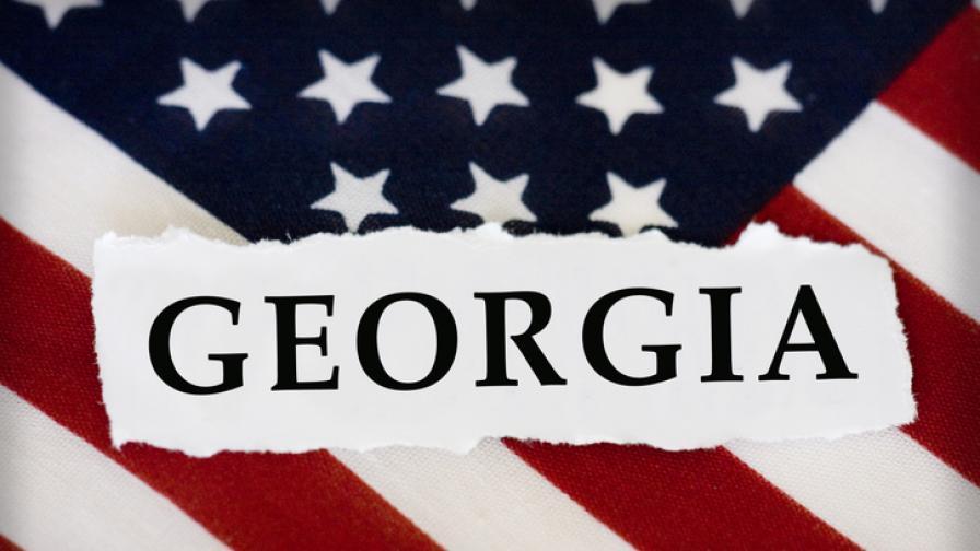 В Джорджия се решава бъдещето на Америка