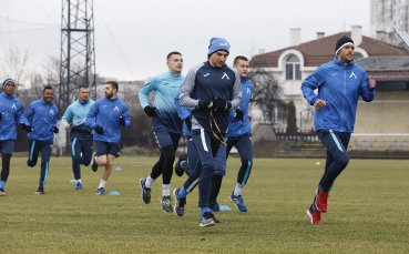 Левски замина за Хърватия