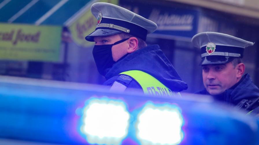 Тежка катастрофа на пътя Шумен - Варна, има пострадали