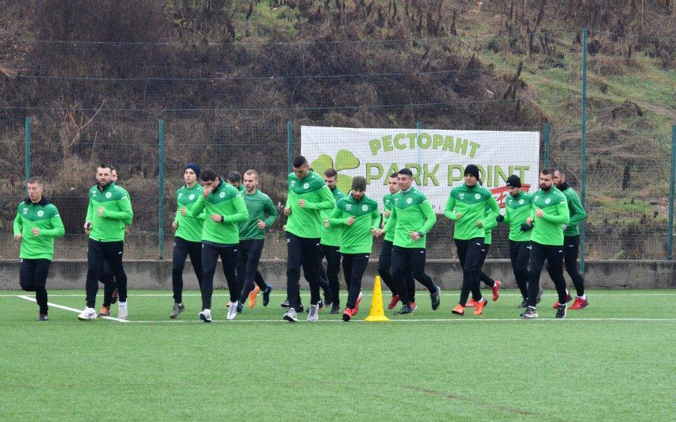 Вихрен и Пирин ГД си вкараха седем гола в контрола