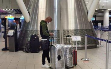 Паулиньо отлетя за Дубай (видео)