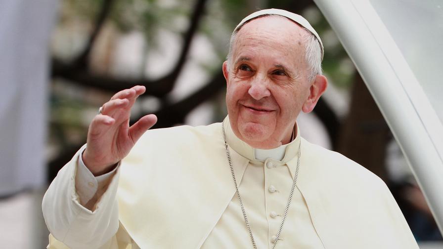 Папа Франциск призова ваксините да се поделят с най-бедните страни
