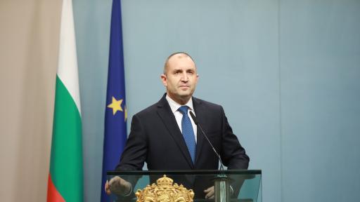 Президентът Радев обяви датата на изборите