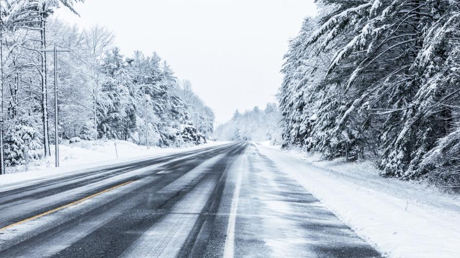 Зимата се завърна, какво е състоянието на пътищата