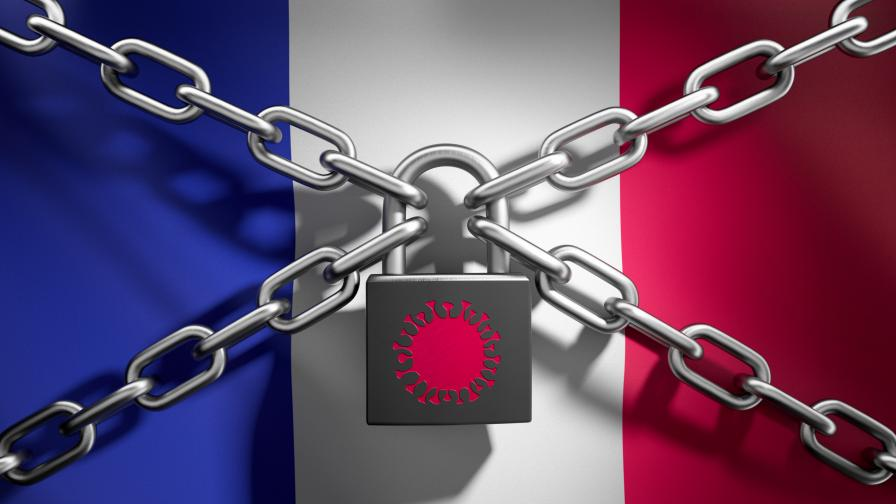 Франция затяга мерките срещу коронавируса
