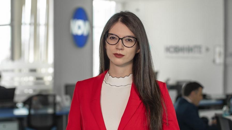 Лилия Мустакова