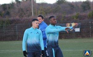 Обрат за две минути спря силен Левски за победа над словенци в Хърватия