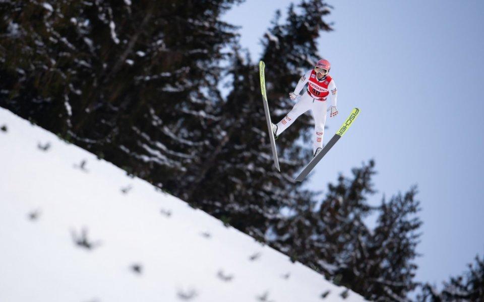 Австрия спечели отборното състезание по ски скок в Закопане