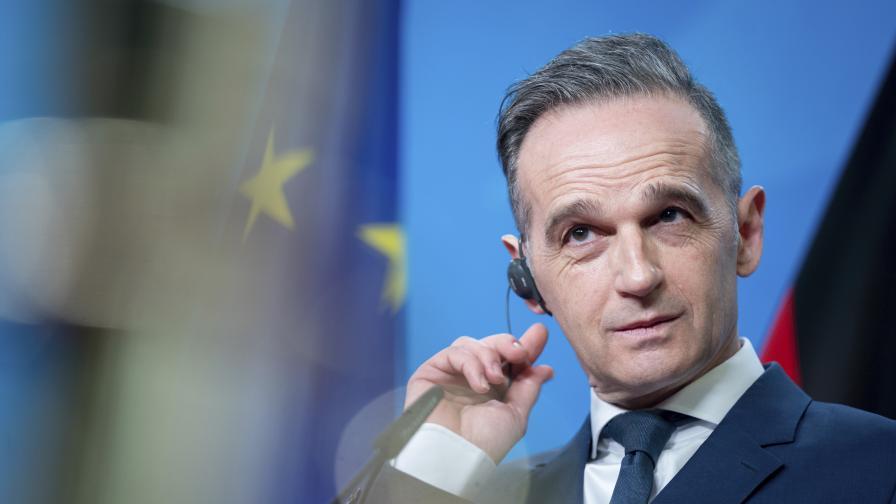 Германия против разделяне на Македония и Албания по пътя им към ЕС