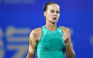 Новото лице в руския тенис впечатлява